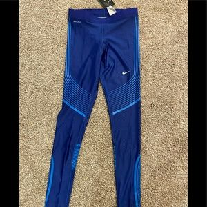 New with tags Nike long tights